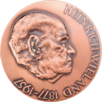 Heinrich Wieland Prize 2015