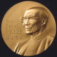 Shaw Prize 2020
